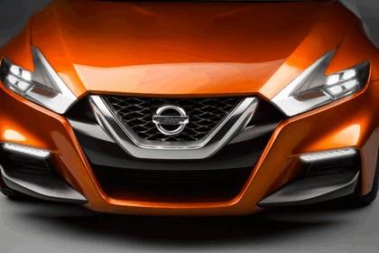2014 Nissan Sport Sedan Concept 40