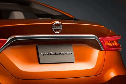 2014 Nissan Sport Sedan Concept 46