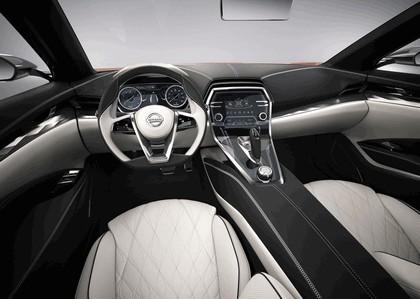 2014 Nissan Sport Sedan Concept 51
