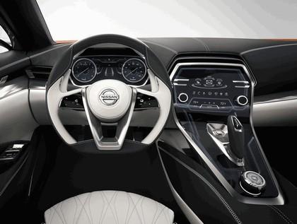 2014 Nissan Sport Sedan Concept 52