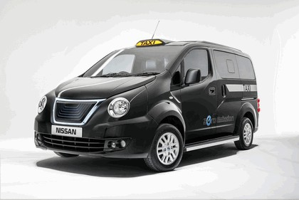 2014 Nissan e-NV200 Taxi for London 3