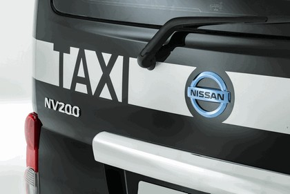 2014 Nissan e-NV200 Taxi for London 10