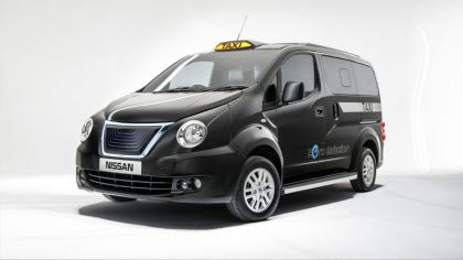 2014 Nissan e-NV200 Taxi for London 4