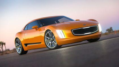 2014 Kia GT4 Stinger concept 7