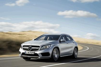 2014 Mercedes-Benz GLA ( X156 ) 45 AMG 1