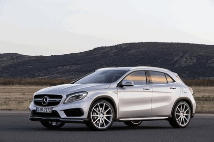 2014 Mercedes-Benz GLA ( X156 ) 45 AMG 2