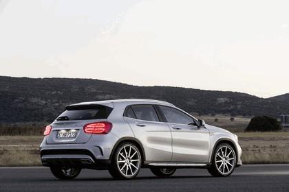 2014 Mercedes-Benz GLA ( X156 ) 45 AMG 3