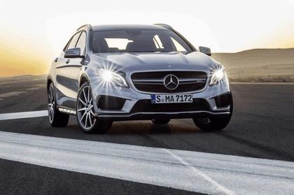 2014 Mercedes-Benz GLA ( X156 ) 45 AMG 4