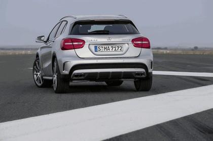 2014 Mercedes-Benz GLA ( X156 ) 45 AMG 5