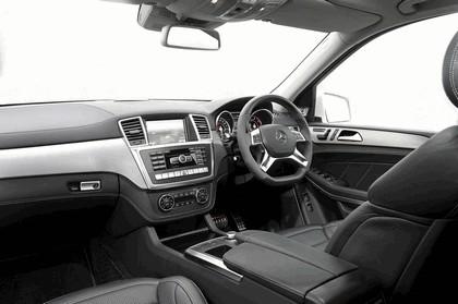 2014 Mercedes-Benz GL 350 BlueTEC - UK version 8