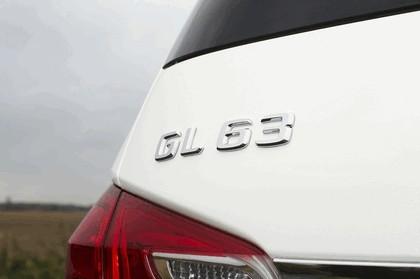 2014 Mercedes-Benz GL 350 BlueTEC - UK version 10
