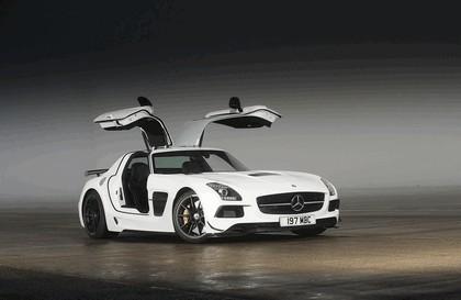 2014 Mercedes-Benz SLS 63 AMG Black Series - UK version 12