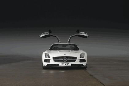 2014 Mercedes-Benz SLS 63 AMG Black Series - UK version 14