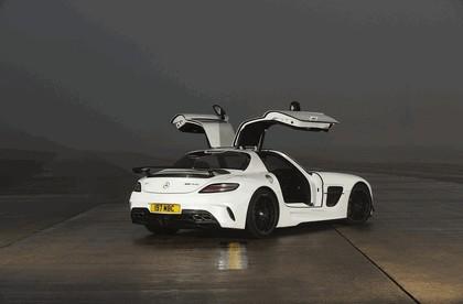 2014 Mercedes-Benz SLS 63 AMG Black Series - UK version 16