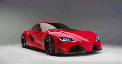 2014 Toyota FT-1 concept 1