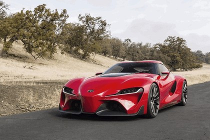 2014 Toyota FT-1 concept 10