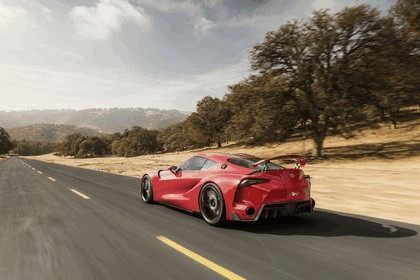 2014 Toyota FT-1 concept 12