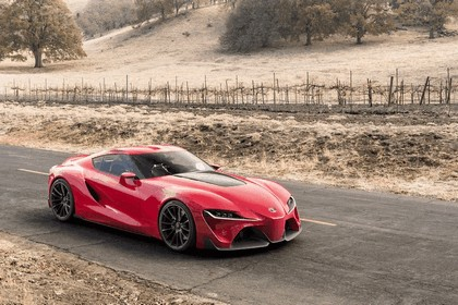 2014 Toyota FT-1 concept 16