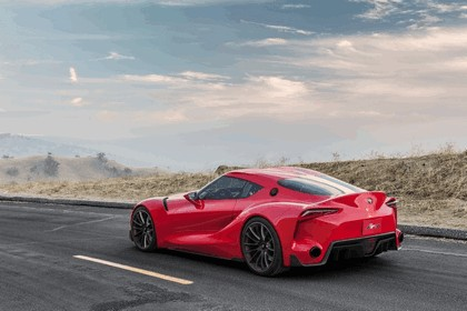 2014 Toyota FT-1 concept 18