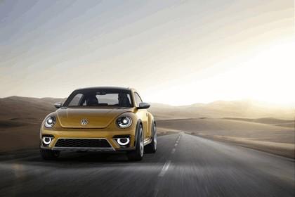2014 Volkswagen Beetle Dune concept 1
