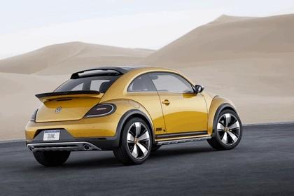 2014 Volkswagen Beetle Dune concept 8