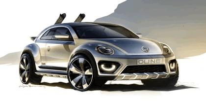 2014 Volkswagen Beetle Dune concept 14