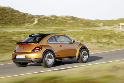 2014 Volkswagen Beetle Dune concept 17