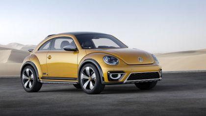 2014 Volkswagen Beetle Dune concept 6