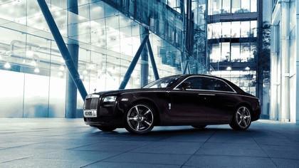 2014 Rolls-Royce Ghost V-Specification 1
