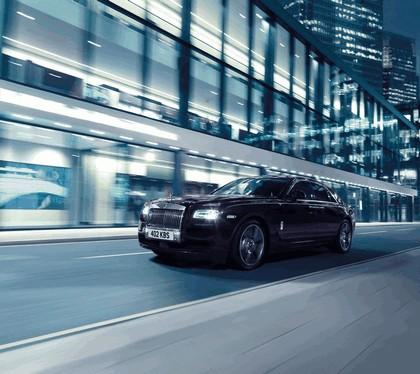 2014 Rolls-Royce Ghost V-Specification 2