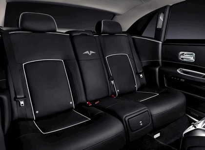 2014 Rolls-Royce Ghost V-Specification 8