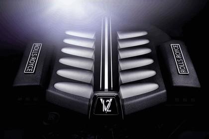 2014 Rolls-Royce Ghost V-Specification 10