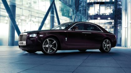 2014 Rolls-Royce Ghost V-Specification 5