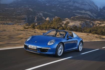 2014 Porsche 911 ( 991 ) Targa 4 1