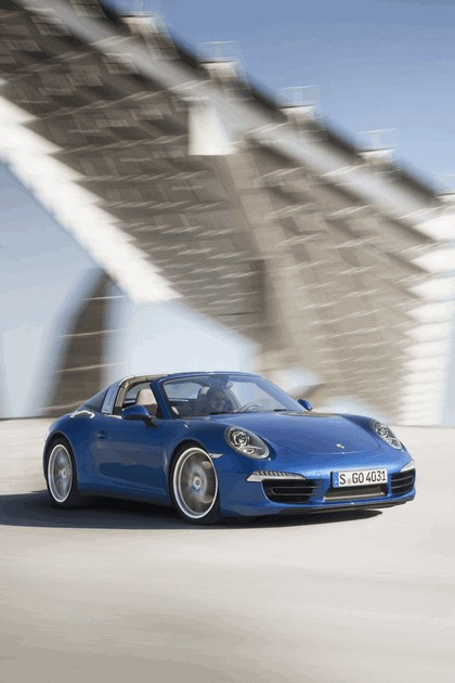 2014 Porsche 911 ( 991 ) Targa 4 7