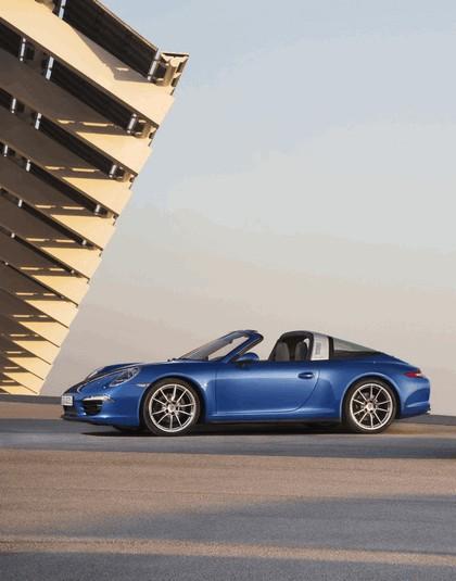 2014 Porsche 911 ( 991 ) Targa 4 8