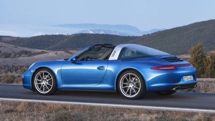 2014 Porsche 911 ( 991 ) Targa 4 2