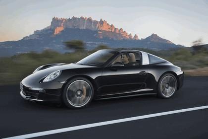 2014 Porsche 911 ( 991 ) Targa 4S 1