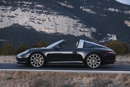 2014 Porsche 911 ( 991 ) Targa 4S 2