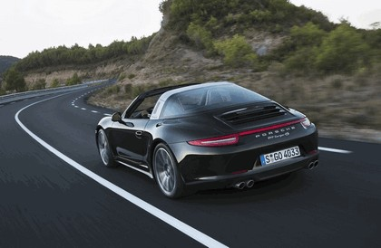 2014 Porsche 911 ( 991 ) Targa 4S 3