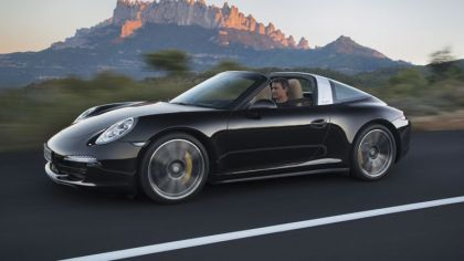2014 Porsche 911 ( 991 ) Targa 4S 9
