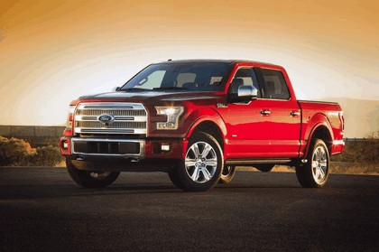2014 Ford F-150 1