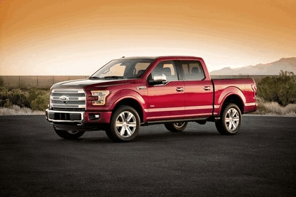2014 Ford F-150 4