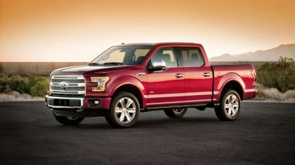 2014 Ford F-150 9