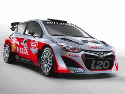 2014 Hyundai i20 WRC 1
