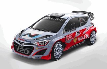 2014 Hyundai i20 WRC 2