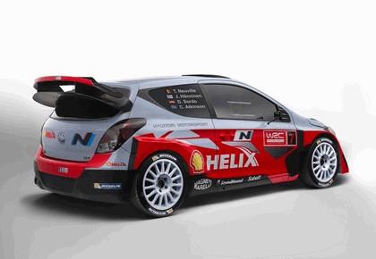 2014 Hyundai i20 WRC 3
