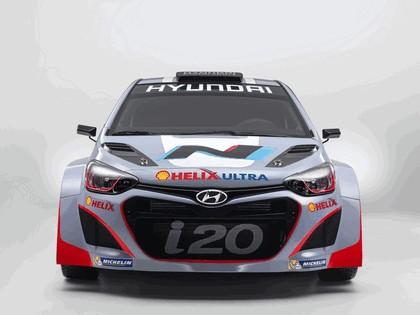 2014 Hyundai i20 WRC 4