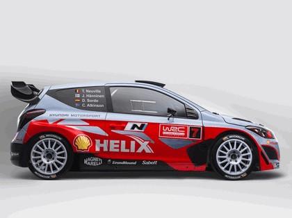 2014 Hyundai i20 WRC 5