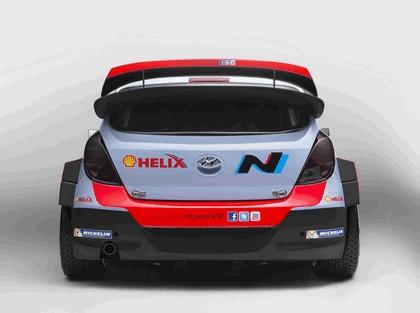 2014 Hyundai i20 WRC 6